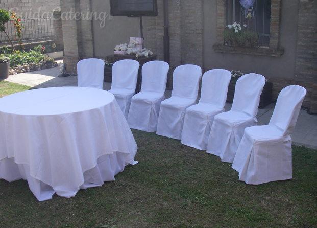 Immagini di catering mini for Sedie vestite