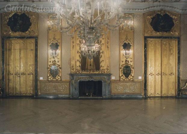 Immagini di palazzo butera for Planimetrie del palazzo con sala da ballo