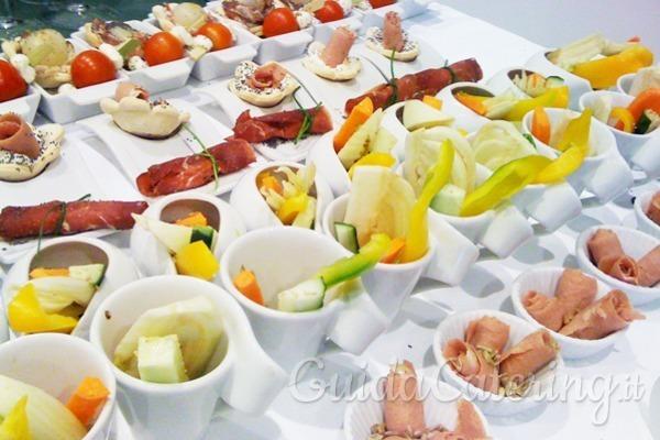 Il finger food: un'elegante possibilità di mangiare con le mani
