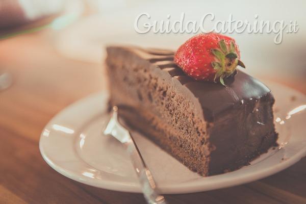 Un matrimonio a base di cioccolato