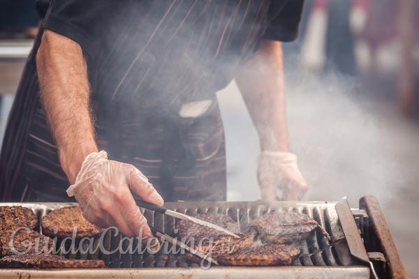 Barbecue per il tuo matrimonio: perché no?