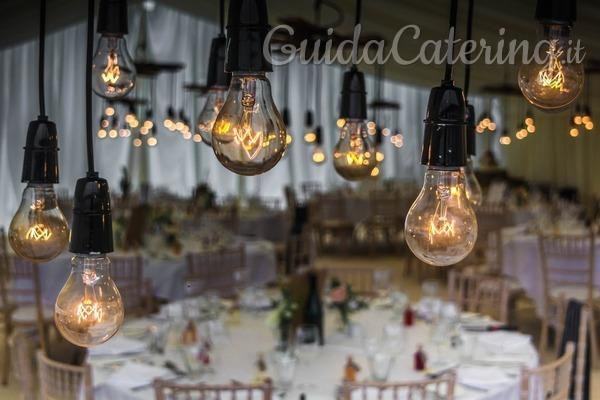 Illuminazione matrimonio: un elemento fondamentale