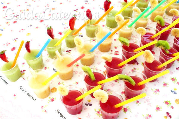 Come Presentare La Frutta.7 Modi Appetitosi Di Servire La Frutta Guidacatering It