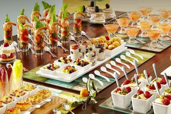 Come creare il buffet perfetto