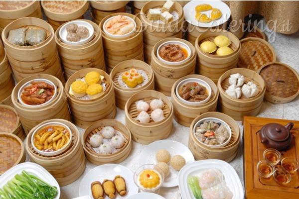 Dim sum il catering di cucina cinese che va dritto al for Colazione cinese