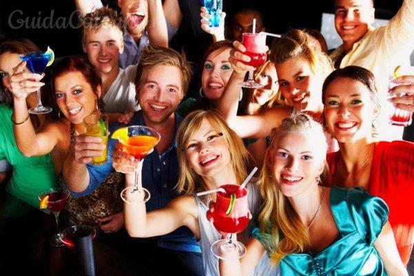Più catering per le feste di laurea