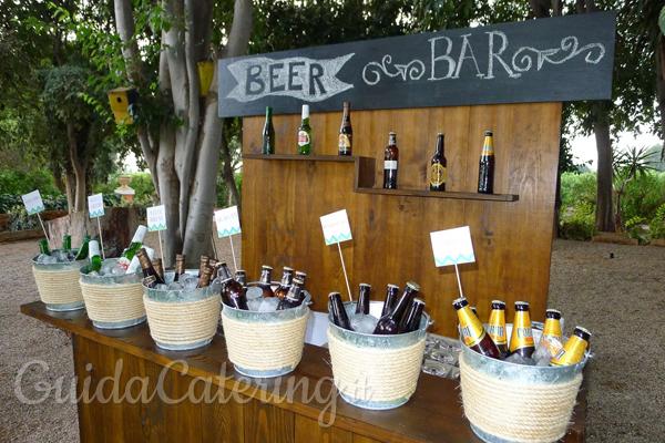 Brinda il tuo evento con una buona birra