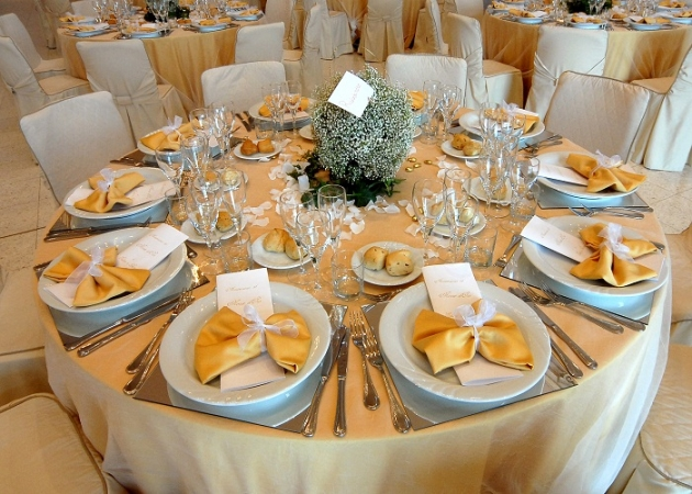 Preferenza Come organizzare i tavoli per un matrimonio - GuidaCatering.it GR87
