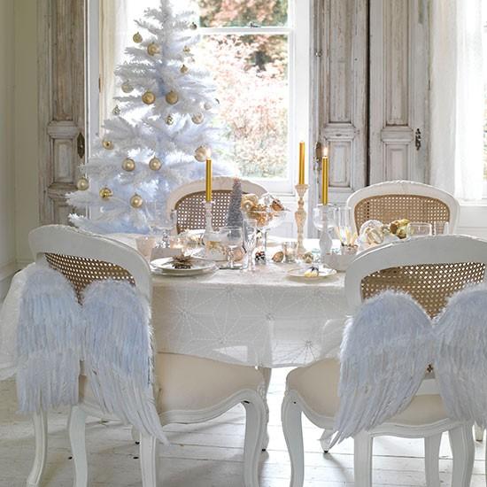 Idee Handmade Come Decorare Le Sedie A Natale