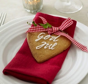 Segnaposto Natalizi Biscotti.Segnaposto Originali Fai Da Te Per La Tavola Di Natale