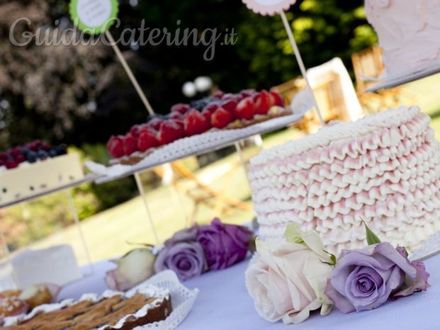 Pepper Diva Unconventional banqueting servizio matrimonio the con merenda