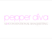 Logo Pepper Diva Unconventional Banqueting