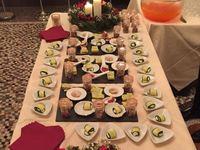 Buffet Natalizio Salato : Visual food antipasti e buffet mammarriva
