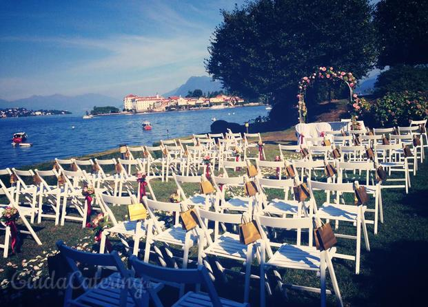 Wedding Villa Aminta Verbano Events