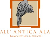 Logo All'antica Ala Banqueting and Events