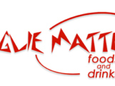 Voglie Matte Foods And Drinks