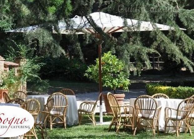 Immagini di catering il sogno for Arredo giardino napoli