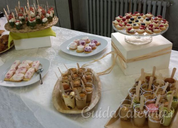 dolci finger food