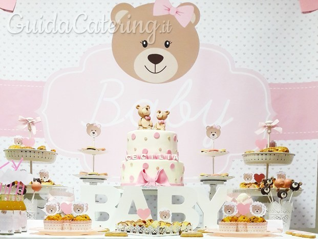 Baby Shower a tema Orsetta